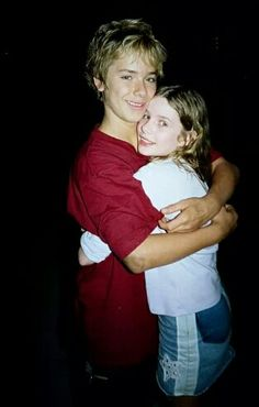 Jeremy's first girlfriend
