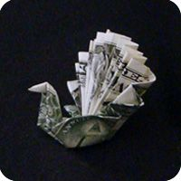 15 Tutorials for Dollar Bill Origami Tooth Fairy Gifts