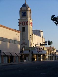 Fox Theater, 2001 H street Bakersfield, CA  Opening day for the Fox Theater was December 25,1930.
