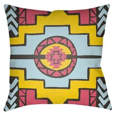 "Yindi Decorative Pillow 18"" x 18"""