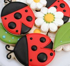 Custom Decorated Sugar Cookies - Click for More...