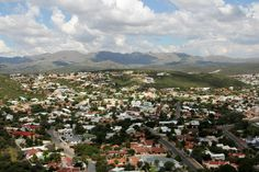 Windhoek has the color, sounds and tempo of a modern African city.