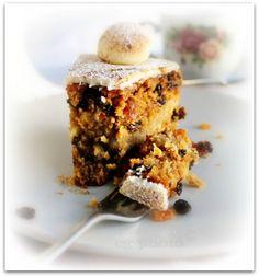 Easy Simnel Cake Recipe for Easter Simnel Cake, Cake Recipes, Muffin, Easter, Baking, Breakfast, Desserts, Cook, Cakes