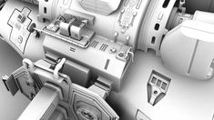 AO Ambient Occlusion