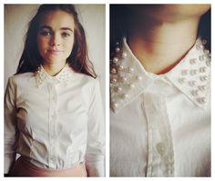 Embellished collars!