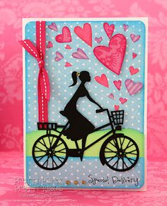 March 9, 2012 SOUS Silhouette/Cameo Die Cut Challenge