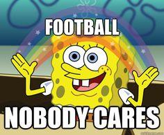 I Hate Football and So Should You! - TomoviBlog