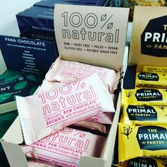 New addition to our range of vegan, gluten free, refined sugar free treats. This organic raw chocolate brownie was created by mother and daughter, Charlotte & Jess, aka @eat_100_percent #raw #dairyfree #paleo #vegan #glutenfree #refinedsugarfree #organic #rawbrownie #brownie #nourish #smallproducers #new #deli #eton #tastesdeli #yummy