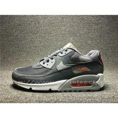 Kjøpe Billig Menn Nike Air Max 90 Gray Sko på Menn Nike Air Max 90 i butikken Air Max 90 Grey, Air Max 1, Nike Air Max, Air Max Sneakers, Sneakers Nike, Take Better Photos, Sports Shoes, You Look, Cleats