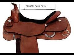 47cca5864 Western saddle seat size is a bit more complicated than you might imagine.  In this article you ll learn what features impact saddle fit and how to  determine ...