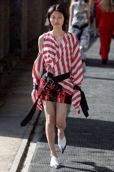 Marques' Almeida Spring/Summer 2018 Ready To Wear | British Vogue