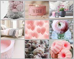 getting a craft room moodboard rosa