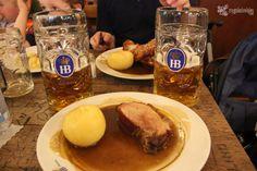 3 lugares tradicionales para comer y beber en Munich.