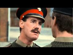 British Army, Monty Python marching up and down the square, hilarious - YouTube