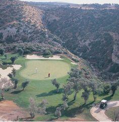 Breathtaking scenery at Aphrodite Hills, Cyprus