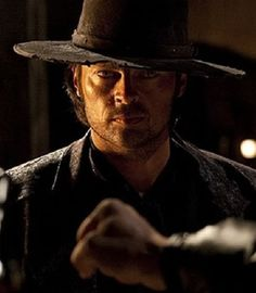 Karl Urban as Black Hat  Who wants to be a vampire now?  Bite ME.
