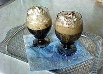 Hořící káva Candle Holders, Pudding, Punk, Candles, Recipes, Tela, Custard Pudding, Recipies, Porta Velas