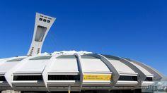 Olympiastadion Montréal - Check more at https://www.miles-around.de/nordamerika/kanada/quebec/montreal/,  #Geocaching #IndianSummer #Kanada #Olympiade #Québec #Reisebericht #USA