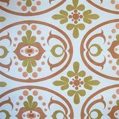 Retro wallpaper at tingogtangel.dk