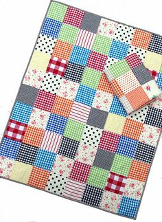 red pepper quilts - makes me want to go on a picnic