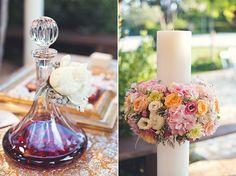 Ρομαντικος ρουστικ γαμος στην Αθηνα| Γιουλη & Γιαννης - Love4Weddings