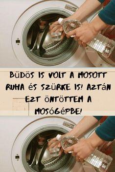 Washing Machine, Home Appliances, Cleaning, Zero Waste, House Appliances, Appliances, Home Cleaning