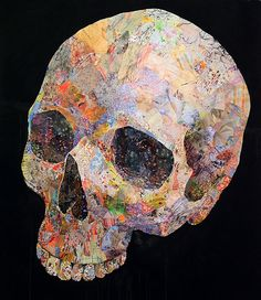 magazine mosaics artist inspiration: Jonathan Burstein Paper Mosaic, Mosaic Madness, Gcse Art, Collage Art, Collages, Painting Inspiration, Art Lessons, Painting & Drawing, Street Art