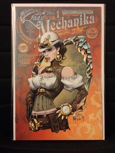 Lady Mechanika #1 H ComixOasis Exclusive (Limited to 1000)