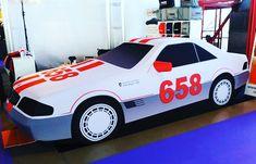 Custom Car Cover for Mercedes 500 SL