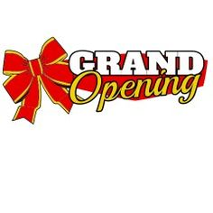 Add the Grand Opening design template to any one of Ovenfreshtees's products. Grand Opening, Design Your Own, The Unit, Templates, Opening Day, Stencils, Vorlage, Models