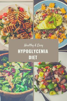 Reactive hypoglycemia diet, which involves eating several small meals consisting of high-fiber and starchy foods, limiting sugar, and regular exercise. Best Salad Recipes, Keto Recipes, Cooking Recipes, Healthy Recipes, Dinner Recipes, Lunch Recipes, Breakfast Recipes, Amazing Recipes, Soup Recipes