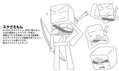 Minecraft Drawings, Skeleton, Sketch, Sketch Drawing, Minecraft Designs, Skeletons, Sketches, Tekenen, Draw