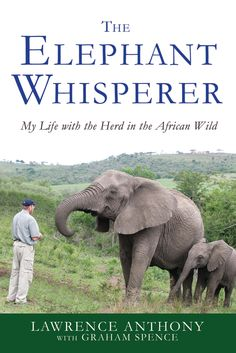 The Elephant Whisperer - 3/7/12 Lawrence Anthony died.  Two days later, 31 elephants showed up at his door, stayed 2 days without eating and then left.  They walked 2 days - 12 miles to come and pay homage, having sensed his death!
