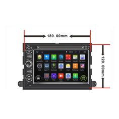==> [Free Shipping] Buy Best Octa/Quad Core Android Fit FORD F150 Expedition Mustang Freestyle 2006 - 2009 Car DVD Player Navigation GPS Radio Online with LOWEST Price | 32353095992