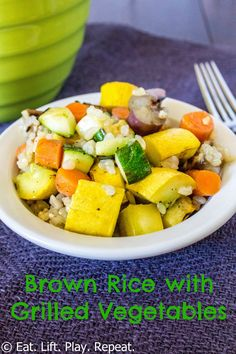 A healthy recipe for a quick side dish that only require six ingredients. Pin this clean eating recipe for later!