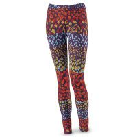 Abstract Pebble Leggings