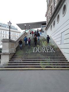 Albertina steps, Vienna, October 2019 Vienna, Austria, Louvre, October, Stairs, Building, Travel, Home Decor, Stairways