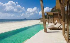 Vietnamese villa terrace