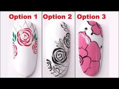 Nails Ivette - YouTube Youtube, Nails, Blog, Step By Step, Tutorials, Finger Nails, Ongles, Blogging, Youtubers