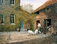 Engelen.com - Elementaire begrippen betreffende het schilderen met olie Country Artists, Rotterdam, Wildlife, Abstract, Sheep, Goats, Paintings, Classic, Google