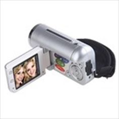 "1.5"" 1.3 MP CMOS 4X Digital Zoom Mini DV Camcorder Video Recorder with AV-out Jack SD Slot"