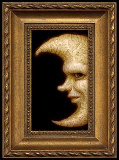 "Original Artwork ""Peek 104"" (SOLD) - Naoto Hattori Online Store"