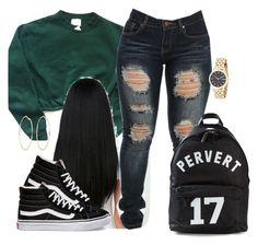 """""""11/12/16"""" by jaziscomplex ❤ liked on Polyvore featuring adidas, Vans, Steve Madden, River Island and Givenchy"""