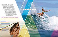 www.goldenride.de #editorialdesign #layout #magazine #surf #snowboard #lifestyle #girls #design #typo #logo #design #editorial #surfgirl #snow #grafikdesign
