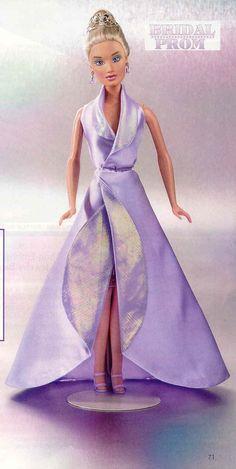 Fancy Barbie Dress