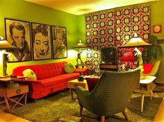 ERHMAGERD!  Love love love this living room....