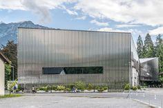 Kunz und Mösch Architekten, Dorenbach Architekten, Johannes Marburg · Congress Center Kursaal Interlaken