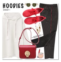 """""""Cozy Hoodies"""" by oshint ❤ liked on Polyvore"""