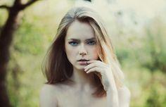 Second by Karina  Chernova, via 500px #portrait #photography
