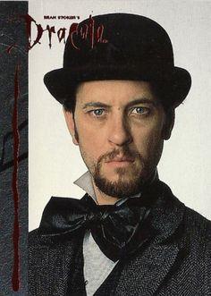 Dr. John Seward. Trading Card Set of the Week – Bram Stoker's Dracula (1992, Topps)